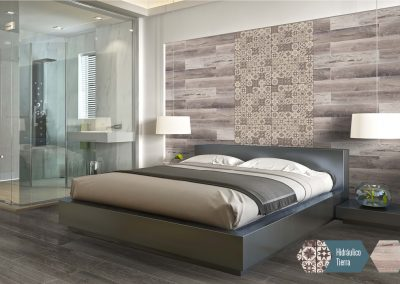 Dormitorio Grey Antique : Tierra